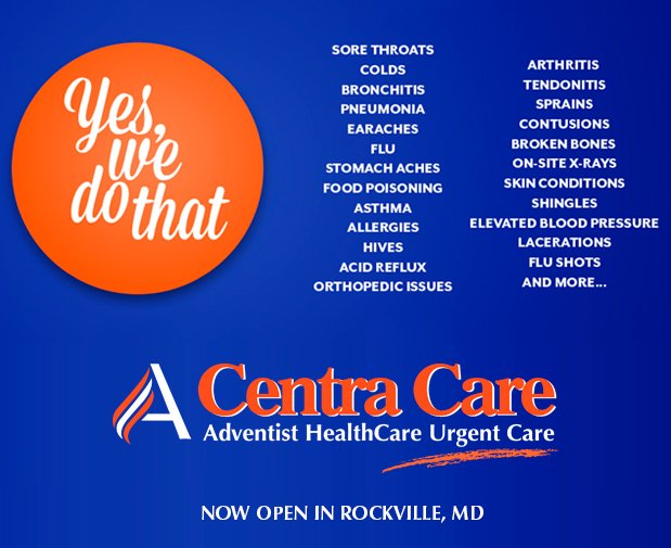 Adventist Urgent Care