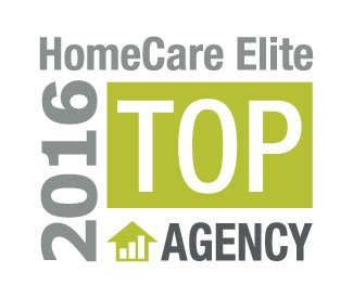 2016 HomeCare Elite Top Agency Award