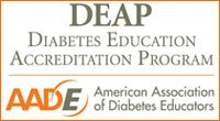 American Association of Diabetes Educators Accredited