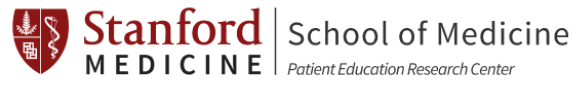 Stanford Patient Education Research Center