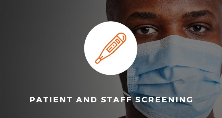 Patient & Staff Screening