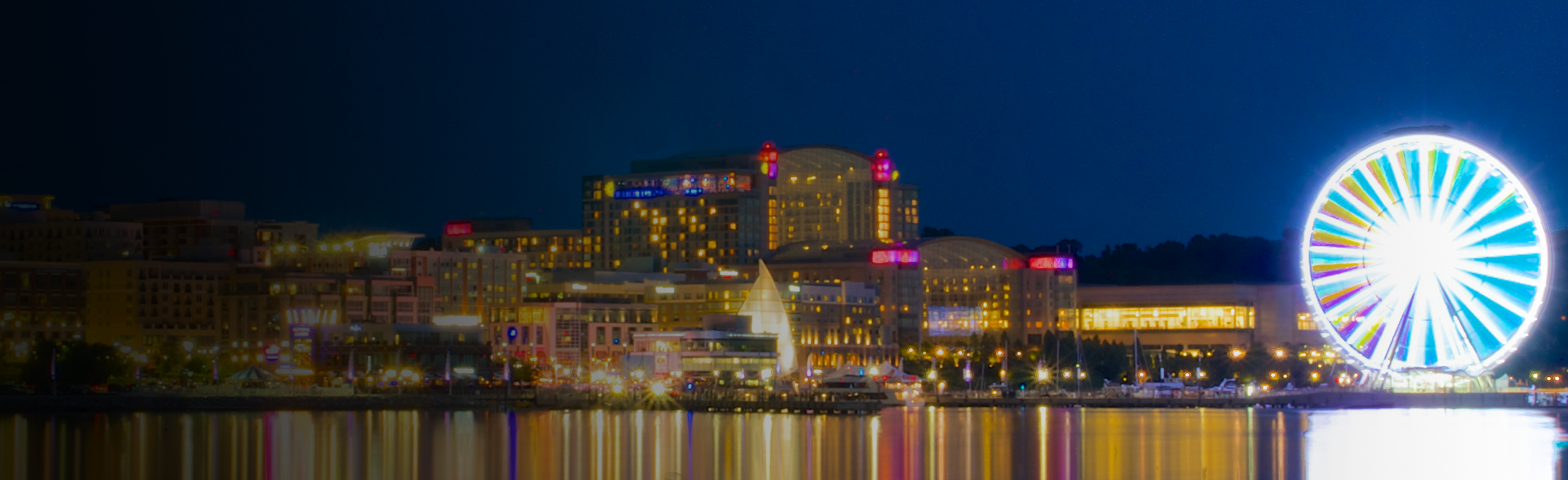 Win an Escape to National Harbor!