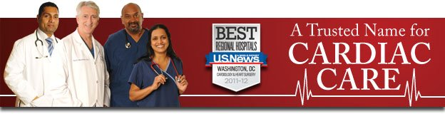 Adventist HealthCare Washington Adventist Hospital - A Trusted Name for Cardiac Care
