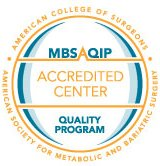 MBSAQIP Accredited Bariatric Surgery Center
