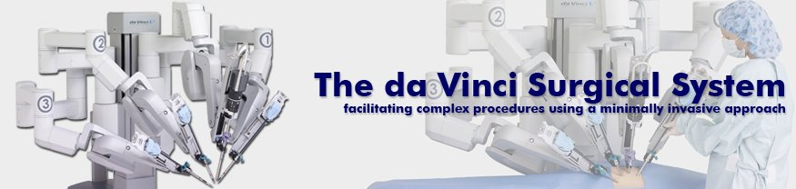The da Vinci Surgical System