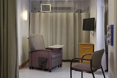 Radial Recovery Lounge at Adventist HealthCare Washington Adventist Hospital