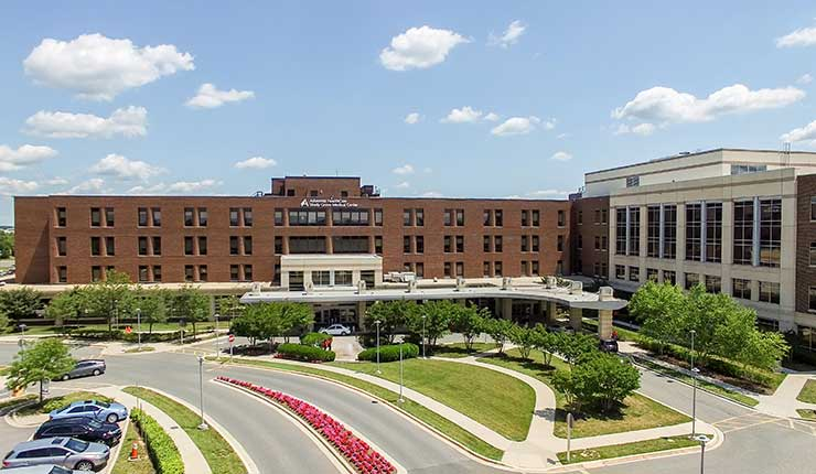 Center for Fitness & Health at Shady Grove Medical Center