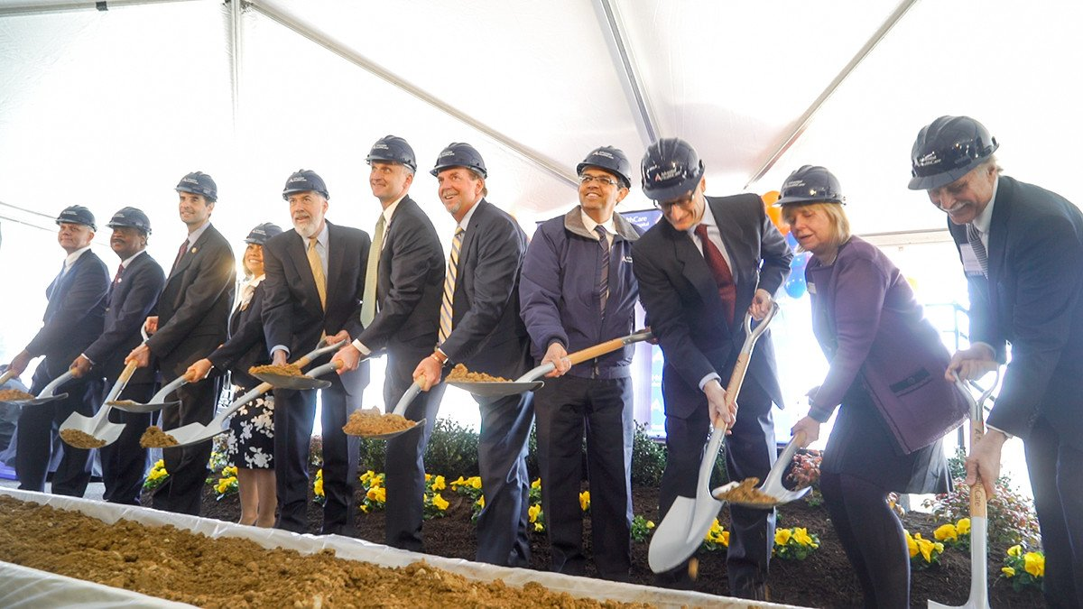 Adventist HealthCare Washington Adventist Hospital at White Oak Groundbreaking
