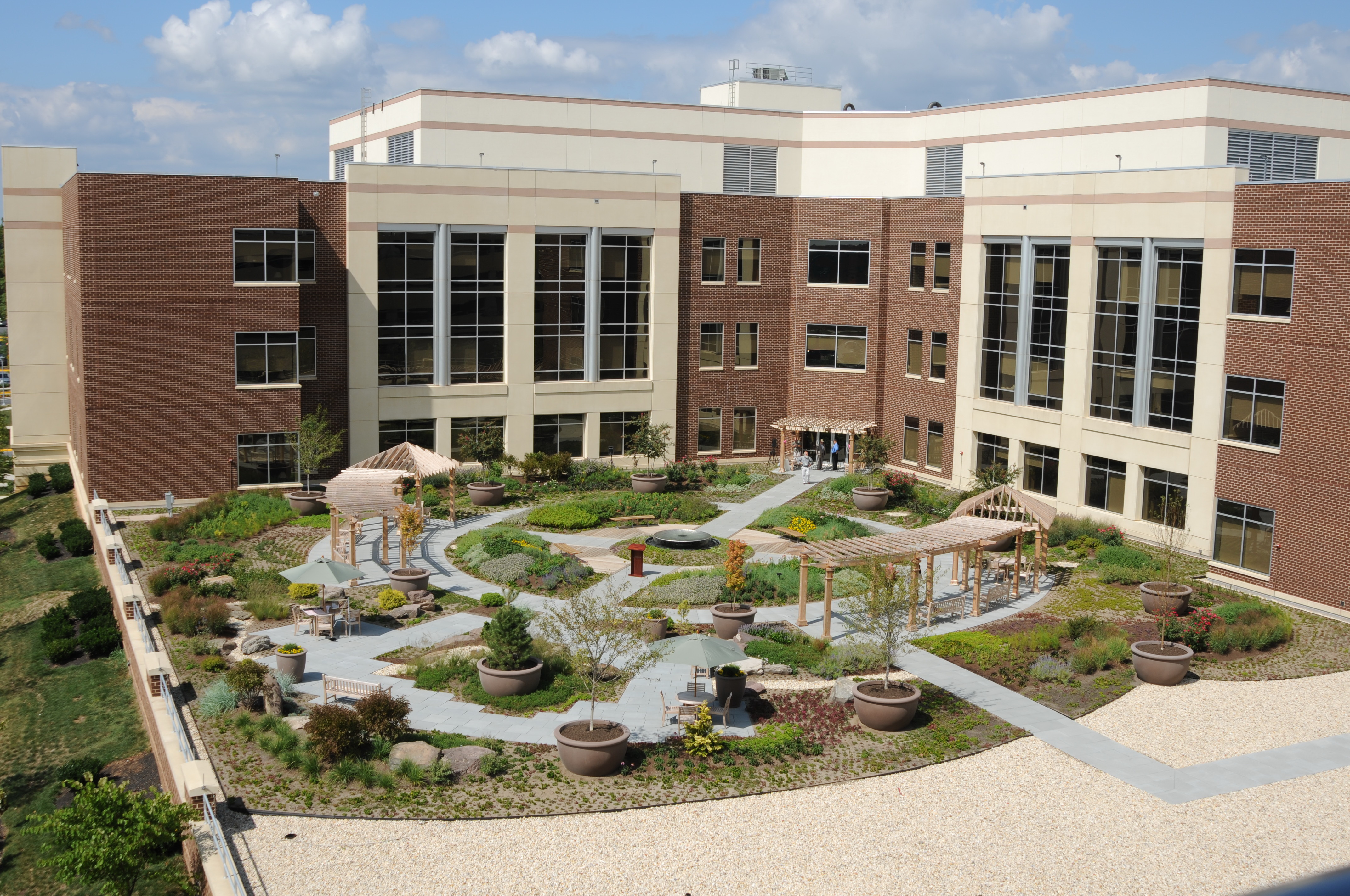 Healing Garden Receives Award For Design Adventist
