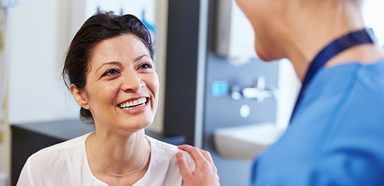 Schedule your annual mammogram