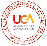 Urgent Care Accredidation Logo